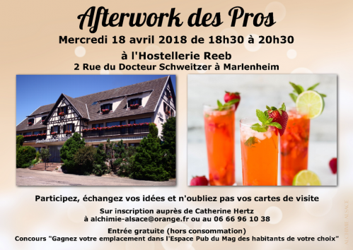 after work des pros a marlenheim avril 2018