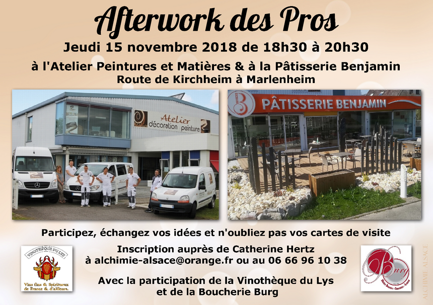 2018 10 16 after work des pros novembre 2018 marlenheim