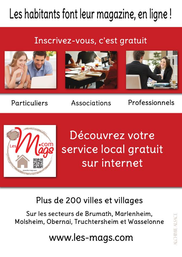 Les-Mags.com : Les habitants font leur magazine, en ligne