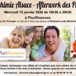 Afterwork des pros janvier 2020 plurifinances a griesheim pres molsheim