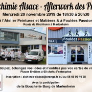 Afterwork des pros novembre 2019 a marlenheim
