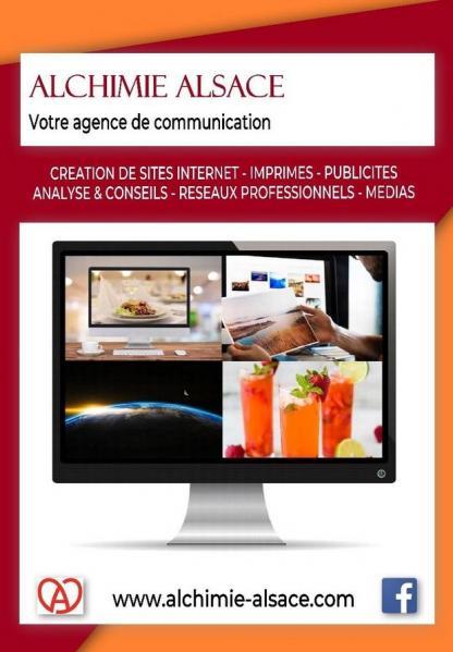 Agence de communication alchimie alsace a marlenheim publicite