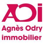 Agnes odry immobilier a nordheim logo
