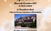 Alchimie alsace 2017 rendez vous des professionnels afterwork a marlenheim