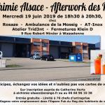 Alchimie alsace after work des pros juin 2019 wasselonne