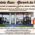 Alchimie alsace after work des pros septembre 2019 marlenheim