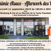 Alchimie alsace after work des pros septembre 2019 marlenheim