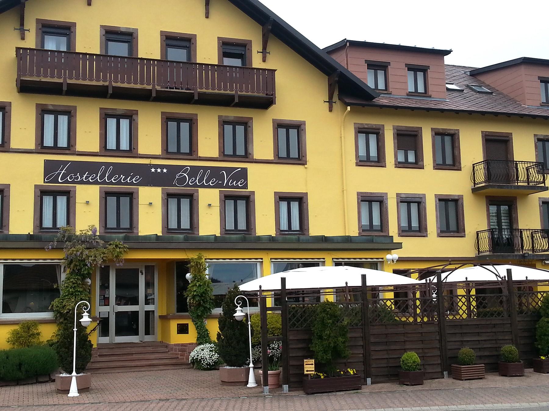 Hostellerie Belle Vue à Wangenbourg-Engenthal