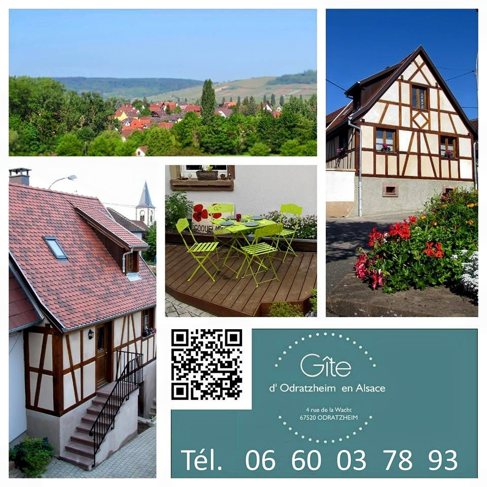 Gîte d'Odratzheim en Alsace