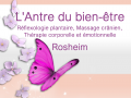 l antre du bien etre rosheim