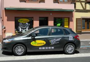 Raf conduite, auto-école à Marlenheim