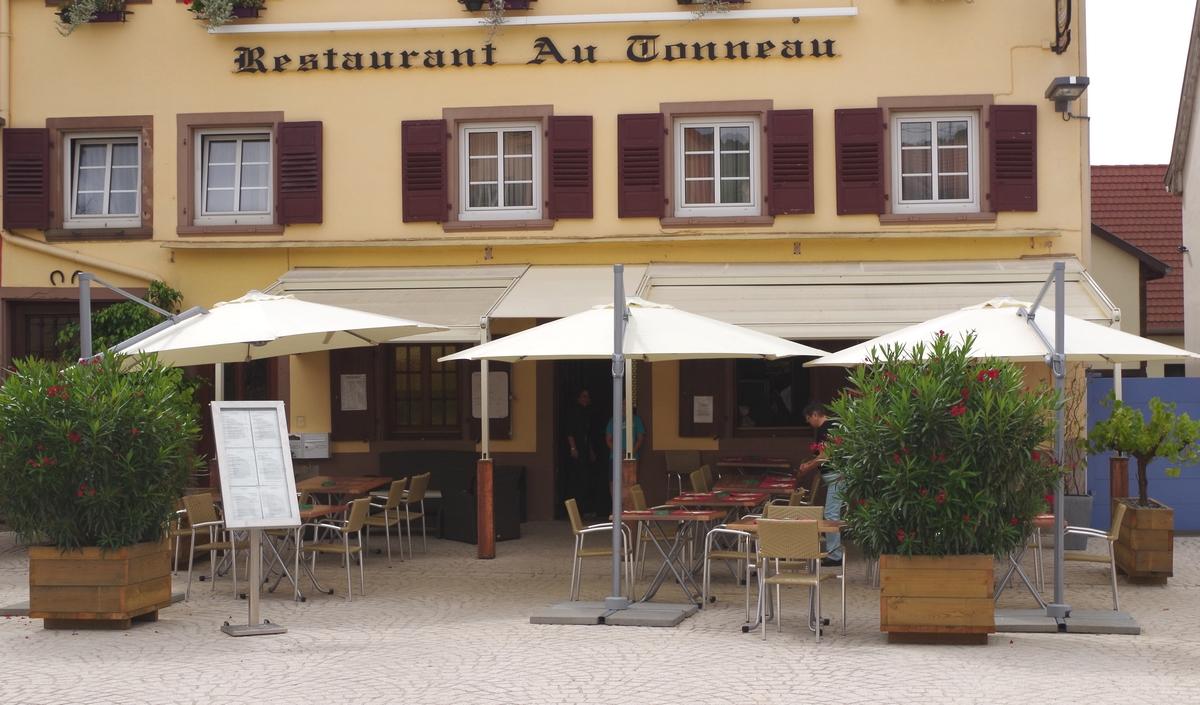 Restaurant Au Tonneau à Marlenheim
