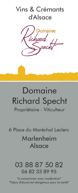 Roll up domaine specht marlenheim
