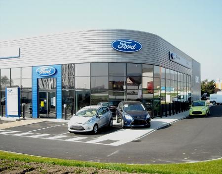 Schaeffer Automobiles à Marlenheim